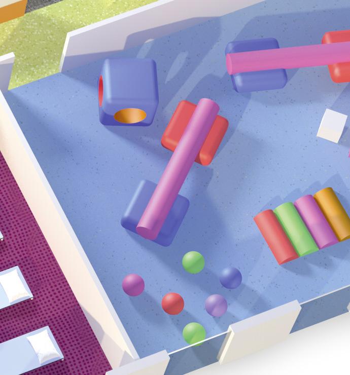 Oyun ve alıştırma alanları