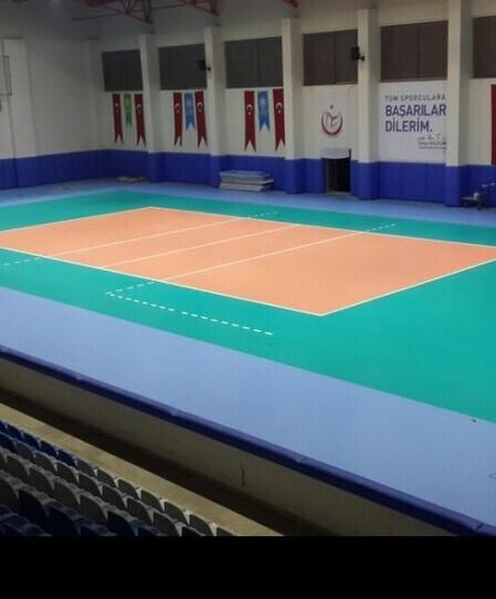 thumbnail: Palandöken Belediyesi Kapalı Spor Salonu