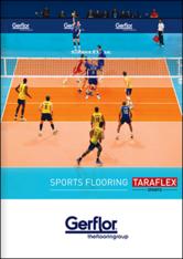 Taraflex Sports flooring - Card