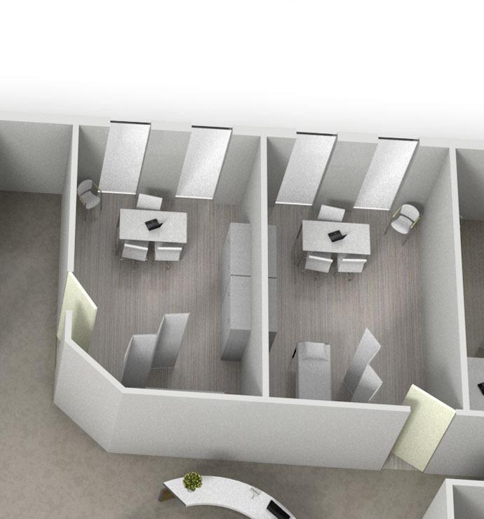Muayene ve müdehale odaları